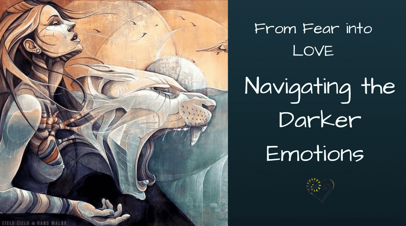 Navigating the Darker Emotions 4 Week Facebook Live Series