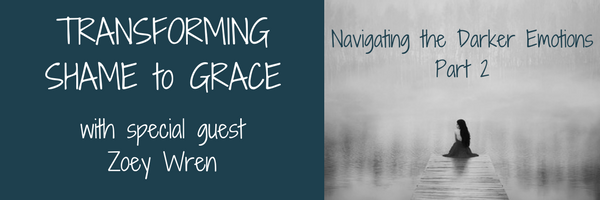 shame to grace by josea tamira crossley